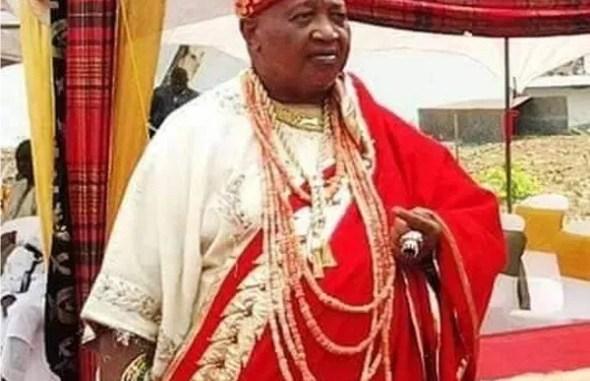 Breaking- Igwe Umenyiora of Ogbunike is dead Buhari pays tribute