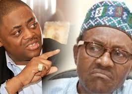 Femi Fani Kayode and President Buhari