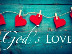 The Link Between God's Love for Us and Ours for Others
