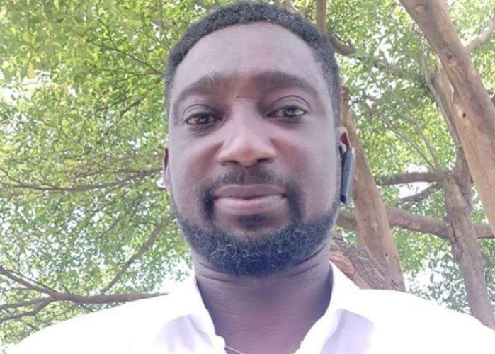 Mr Princewill Osaroejiji - PDP Youth Chairman