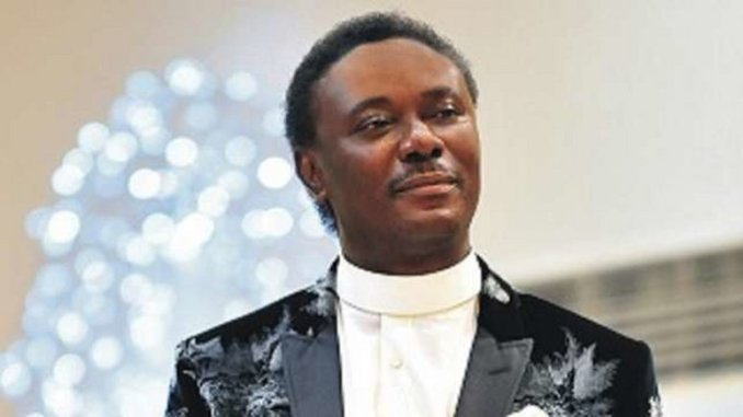 Pastor Chris Okotie of Household of God church