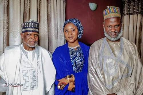 Col. Hameed Ali marries a new wife at 65