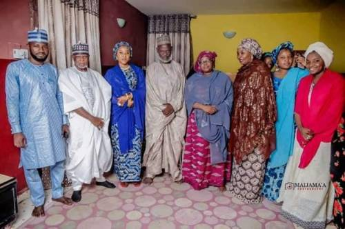 Col. Hameed Ali and new wives