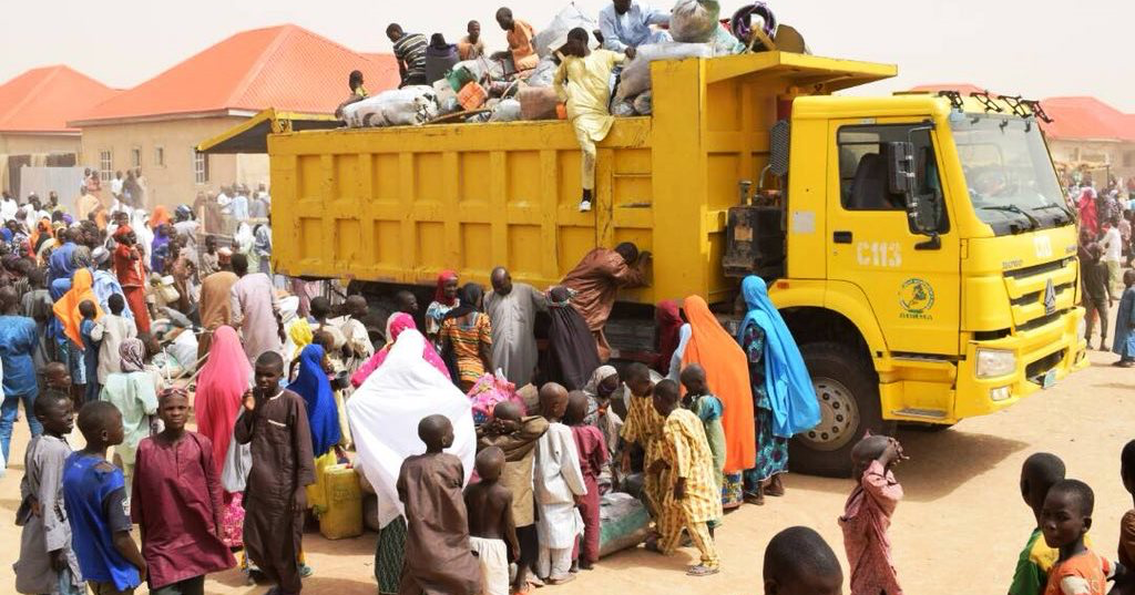 Police intercept lorry carrying 200 Almajiris migrating from Katsina to Lagos state