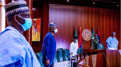 Professor Ibrahim Gambari the new Chief of Staff to President Muhammadu Buhari