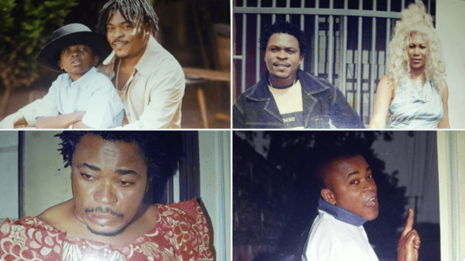 Victor Osuagwu's daughter, Angel shares memory of dad's Nollywood old days