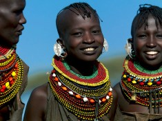 Turkana people of Kenya