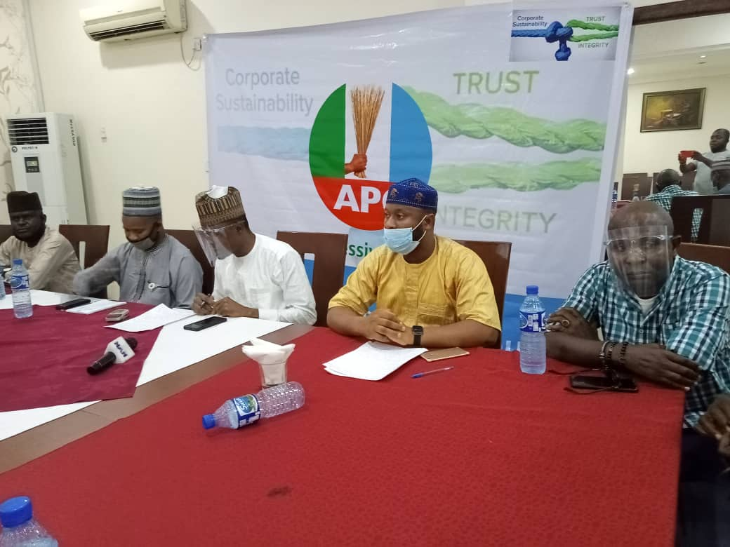 National Executive Committee Members form new APC NEC Integrity Group (ANIG)