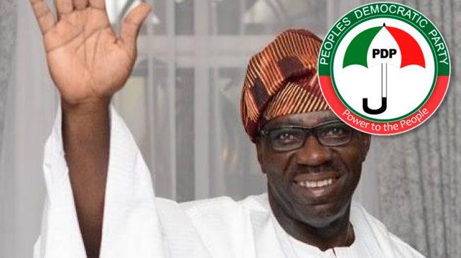 Godwin Obaseki waves bye bye to APC