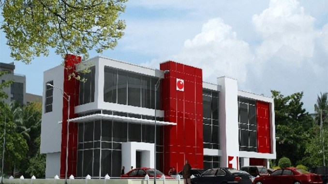 Sterling Bank Building Design