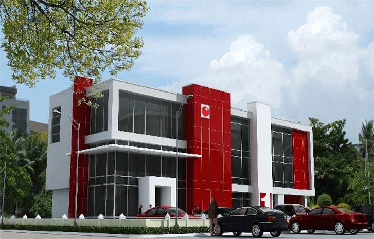 Sterling Bank Building Design