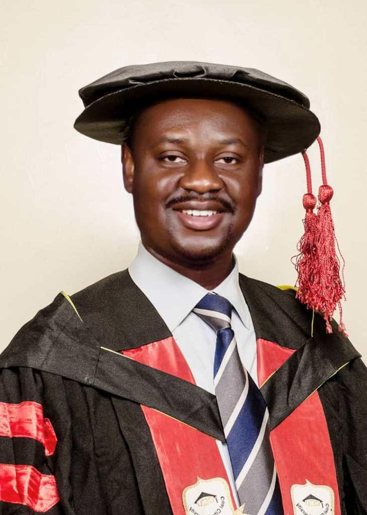 VC Coal City University Professor Afam Icha-Atuma