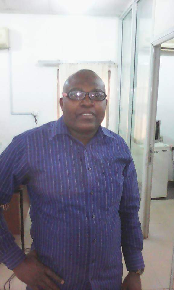 COMRADE LUKMAN O. AHMED NATIONAL COORDINATOR FREEDOM NETWORK GROUP