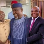 Edo Guber- Okorocha, Oshiomhole, Akpabio, Uzodinma, Make List Of APC Campaign Team