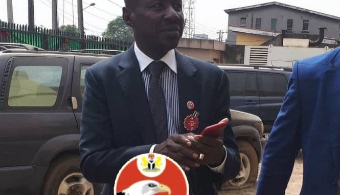 Ex - EFCC Acting Chairman Ibrahim Magu released from Police Detention
