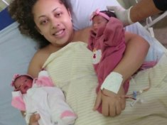 Family Dog Mauls New Born Twin Girls To Death