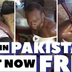 Man Allegedly Used as Collateral by his brother in Pakistan regains freedom (VIDEO)