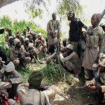 NIgerian Military Battling Boko Haram