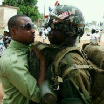 Nigerian Army Uniforms