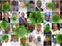 Nigerian Politicians and Corona Virus Covid-19