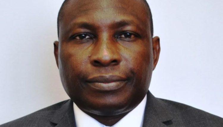The Secretary to the Economic and Financial Crimes Commission (EFCC), Olanipekun Olukoyede