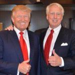 Donald Trump and Robert Trump