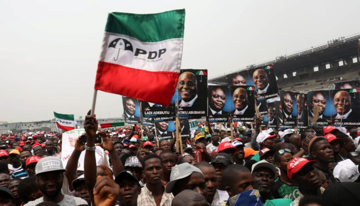 OBASEKI PDP EDO SUPPORTERS
