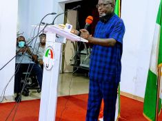 Leaked Video- PDP Campaign Calls Out Presidency Over Oshiomhole's Arrest Comment...Charges Buhari to Question Gambari