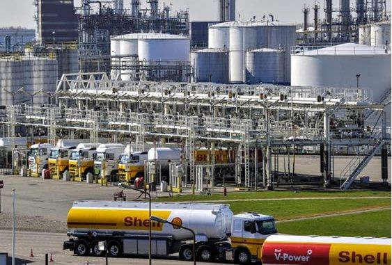 Nigerian Government Refineries