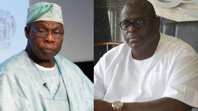 Obasanjo and Burunji Kashamu