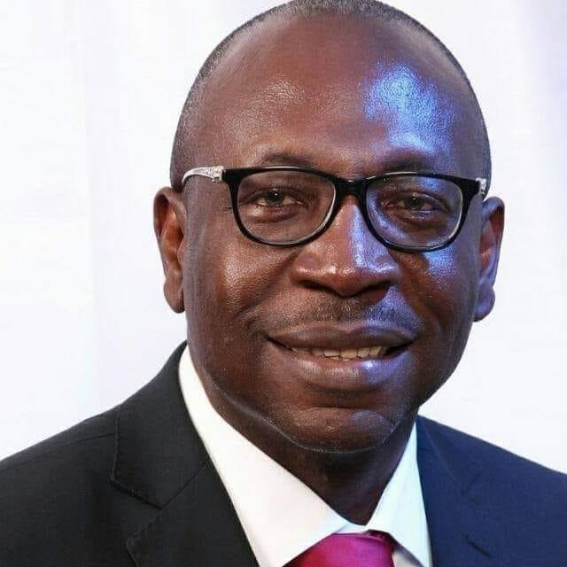 Pastor Ize Iyamu
