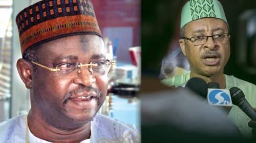 Pat Utomi, Umar Na'Abba Rally For National Mass Action Against Buhari