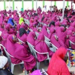 Senate President Lawan Sponsors Wedding Of 100 Less-Privileged Spinsters In Yobe