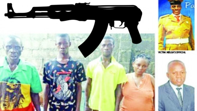 This family of kidnappers sets world record