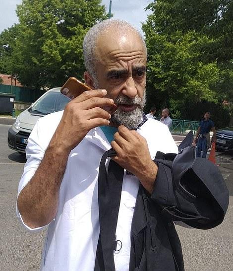 Muslim parent Brahim Chnina