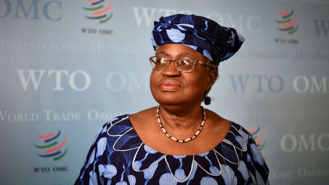 Ngozi Okonjo Iweala (WTO DG)