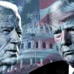 USA ELECTION 2020- Trump and Joe Biden
