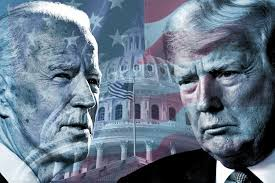 USA ELECTION 2020- Trump and Joe Biden