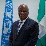 The United Nations Resident Coordinator and Humanitarian Coordinator in Nigeria, Edward Kallon