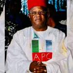 Governor Dave Umahi of Ebonyi state welcomed into APC party