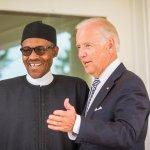President Buhari and Joe Biden
