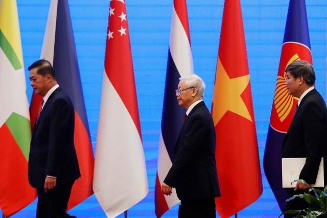 Southeast Asian leaders begin ASEAN Summit amid 'major power rivalries' 2