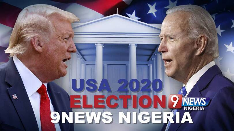 USA 2020 PRESIDENTIAL ELECTION - Donald Trump and Joe Biden Face Off