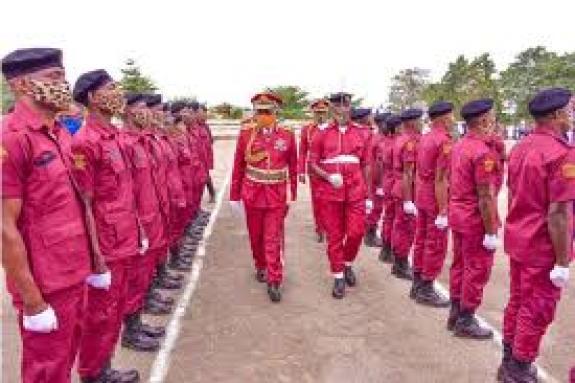 Amotekun Security Outfit