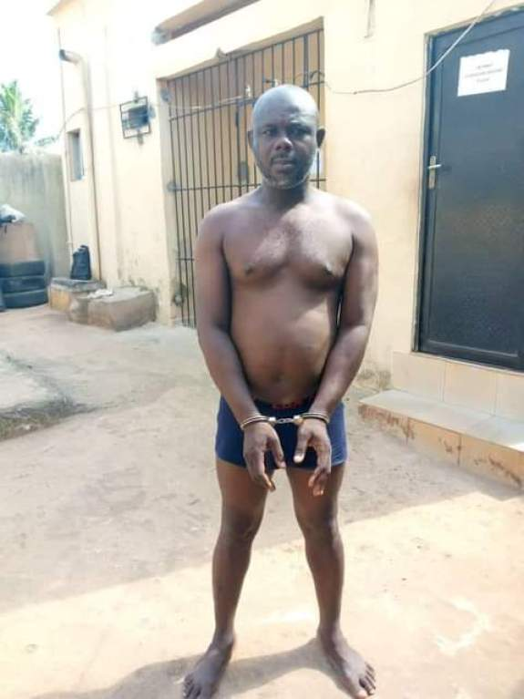 Court remands Delta Council Chairman in Prison over Malicious damag