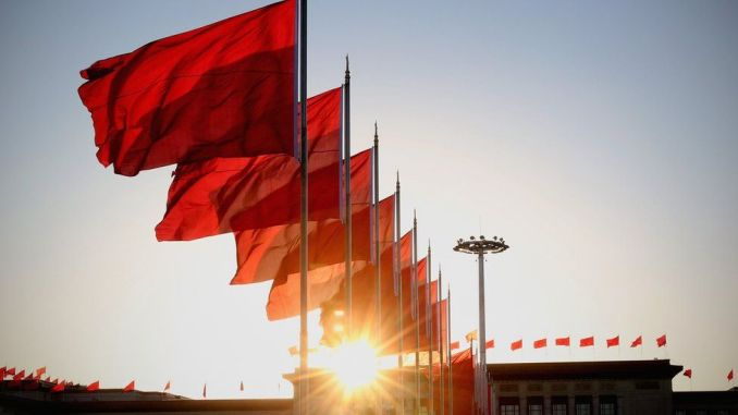 China warns of interference over Bloomberg journalist arrest