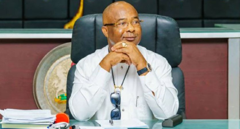 Governor Hope Uzodinma - 9News Nigeria