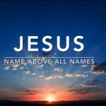 Jesus, name above all names - Philippians 2-9