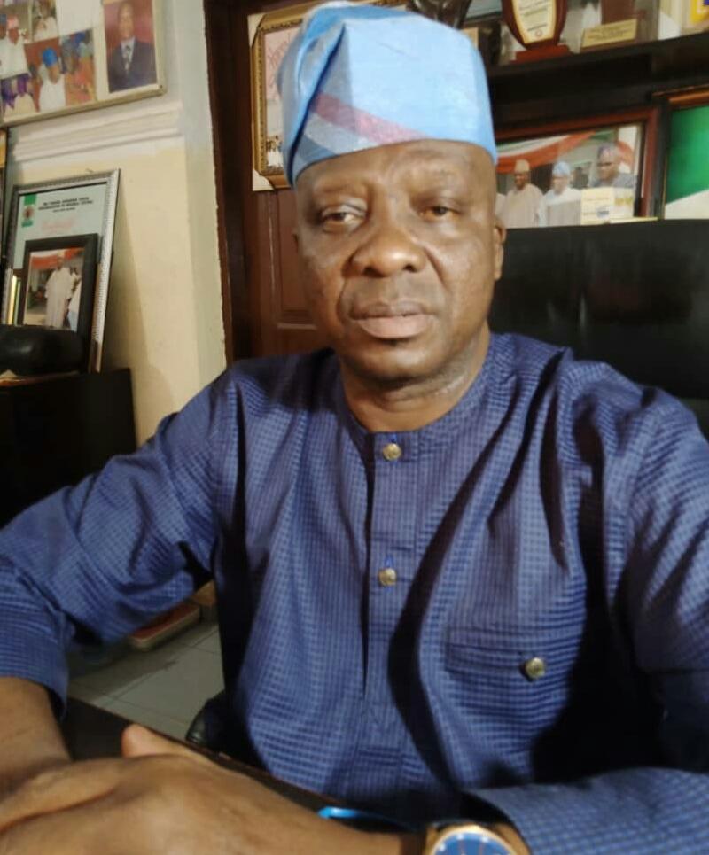 Ogun PDP Chairman, Sikirulai Ogundele to lead S:West PDP State chairmen