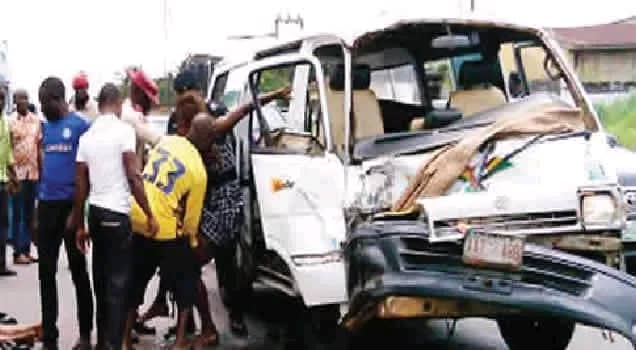 Kwara road crash
